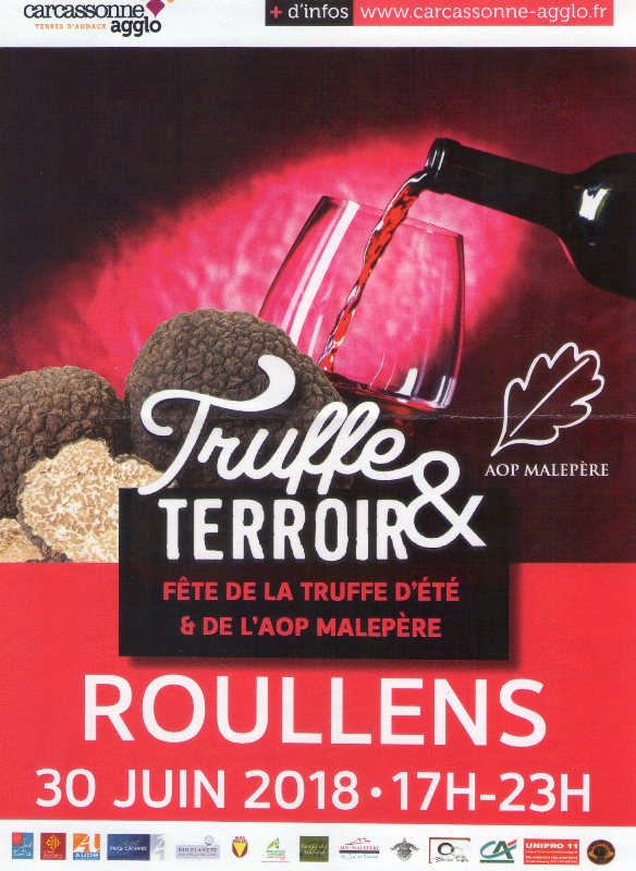 Affiche animation roullens 11