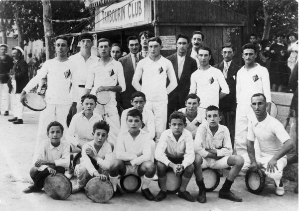 Tam equipes narbonne 1925